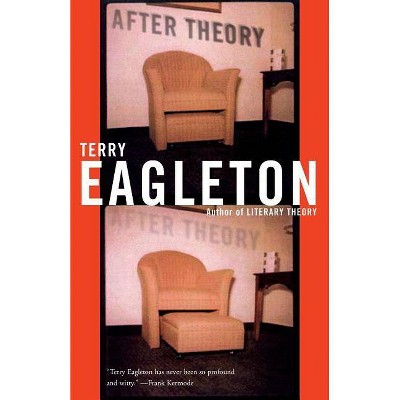 After Theory - by  Terry Eagleton (Paperback)