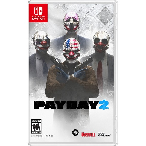 PayDay 2 - Nintendo Switch - image 1 of 1