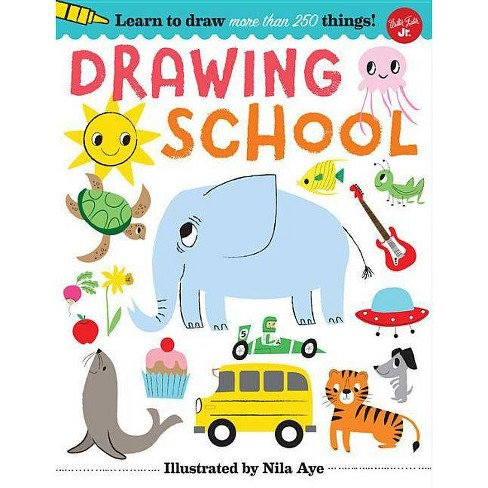 Drawing School - (Paperback) - image 1 of 1