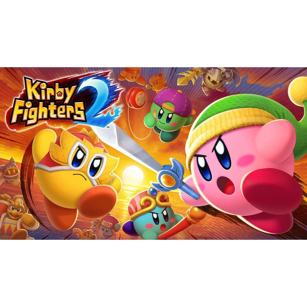 Kirby Fighters 2 Nintendo Switch Digital