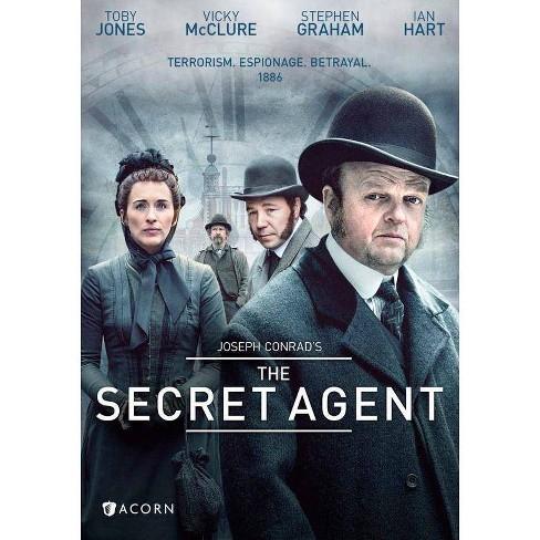 Secret Agent (DVD) - image 1 of 1
