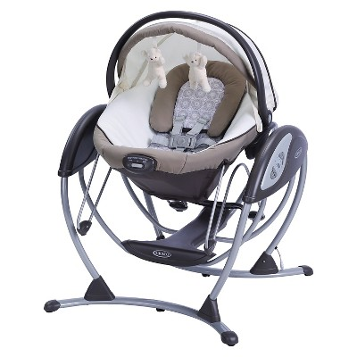 Graco® Soothing Systems Swing - Abbington