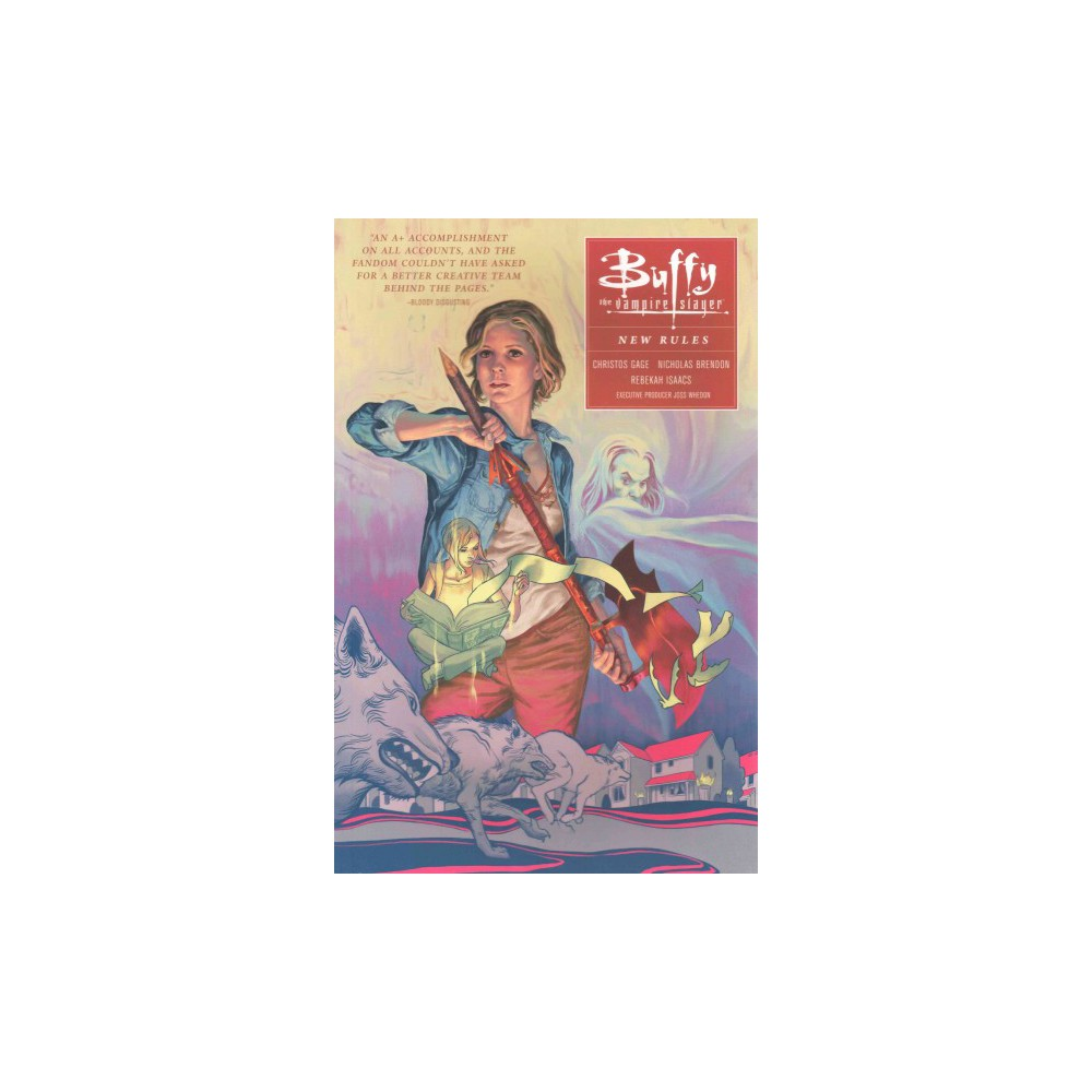 Buffy the Vampire Slayer Season 10 1 ( Buffy the Vampire Slayer Season 10) (Paperback)