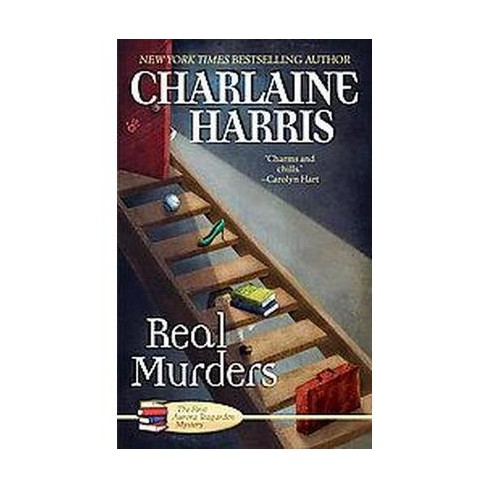 Real Murders ( Aurora Teagarden Mystery) (Reprint) (Paperback) by Charlaine Harris - image 1 of 1