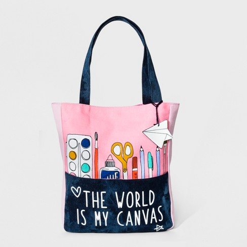 74ccdb8c3f Girls  Art Supplies Handbag - Cat   Jack™   Target