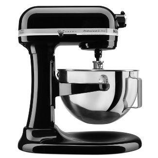 KitchenAid Professional 5qt Mixer Black KV25G0X