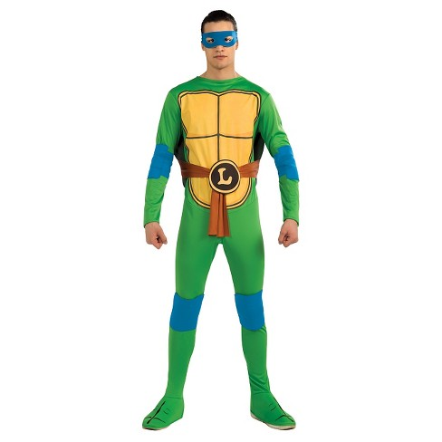 Men's Teenage Mutant Ninja Turtles Leonardo Standard Costume One Size - image 1 of 2