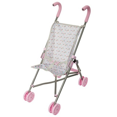 Perfectly Cute Fold Up Doll Stroller