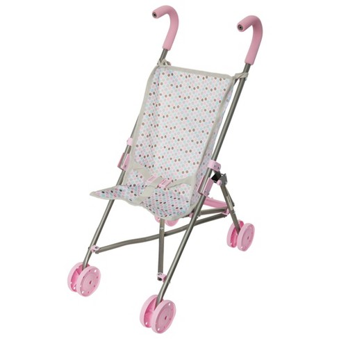 Perfectly Cute Fold Up Doll Stroller - image 1 of 4