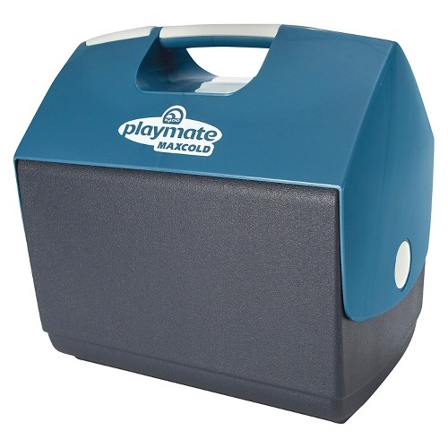 Igloo Playmate Elite MaxCold Cooler, Blue