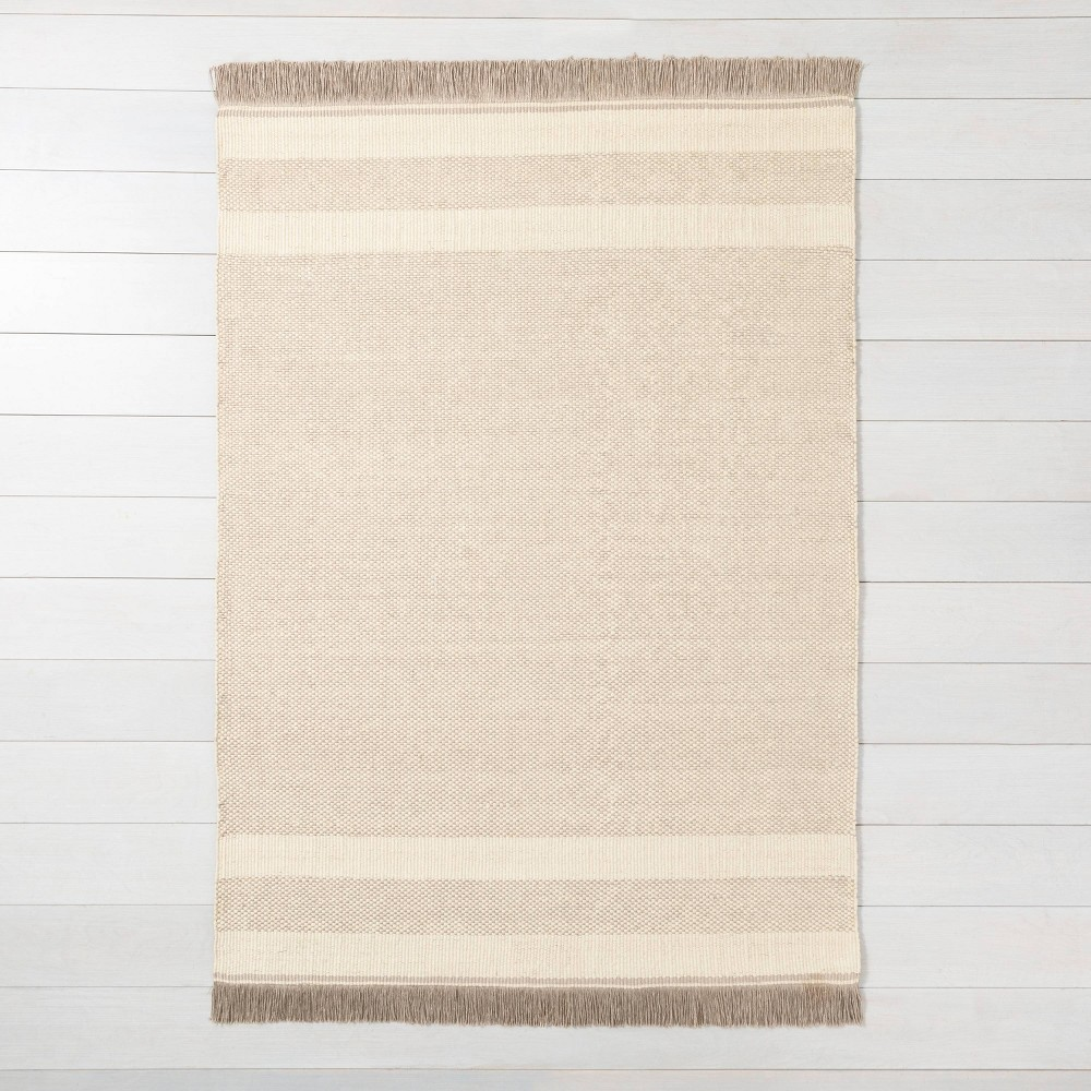 9'x12' Jute Rug Gray - Hearth & Hand with Magnolia was $399.99 now $199.99 (50.0% off)