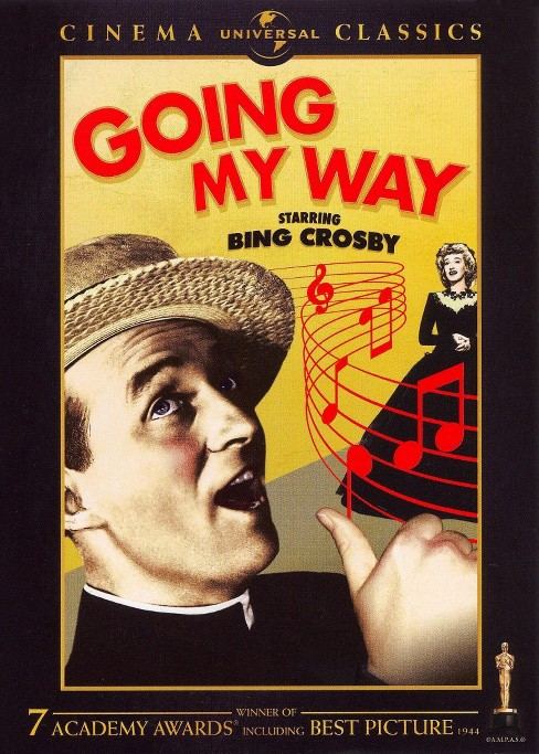 Going my way (DVD) - image 1 of 1
