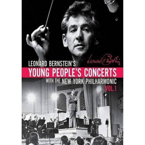 Leonard Bernstein: Young People's Concert Volume 1 (DVD) - image 1 of 1