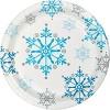 Snowflake Swirls Party Supplies Kit - image 2 of 4
