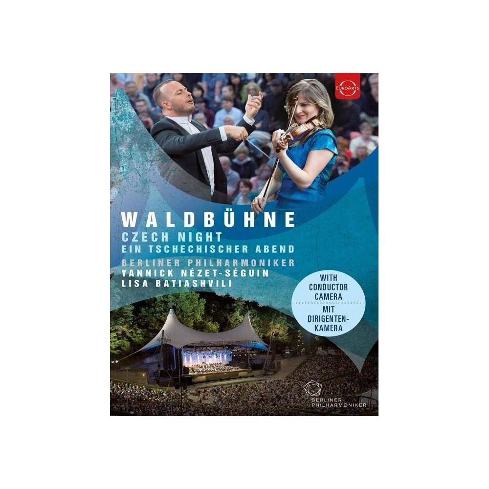 Berliner Philharmoniker Waldbuehne 2016 Czech Night Blu Ray