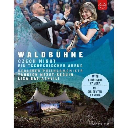 Berliner Philharmoniker: Waldbuehne 2016 Czech Night (Blu-ray) - image 1 of 1