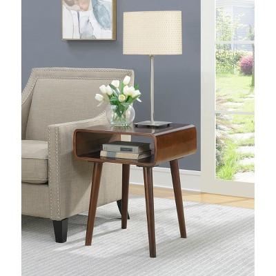 Napa Valley End Table Espresso - Breighton Home : Target