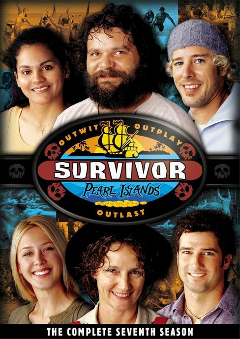 Survivor:Pearl islands - the complete (DVD) - image 1 of 1