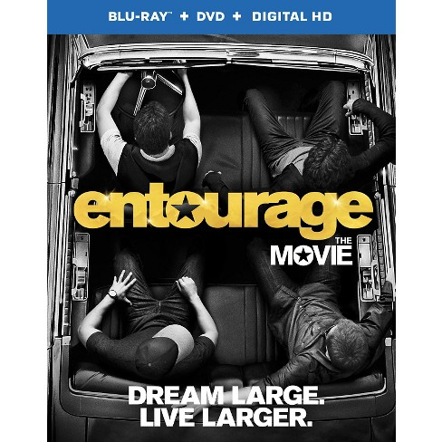 Entourage (Includes Digital Copy) (Blu-ray/DVD)