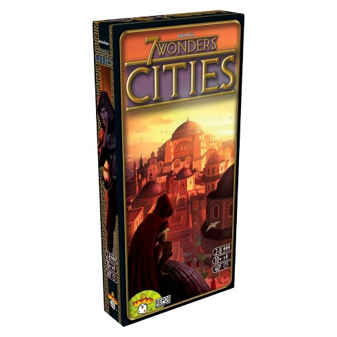 7 Wonders Cities Expansion Game - image 1 of 1