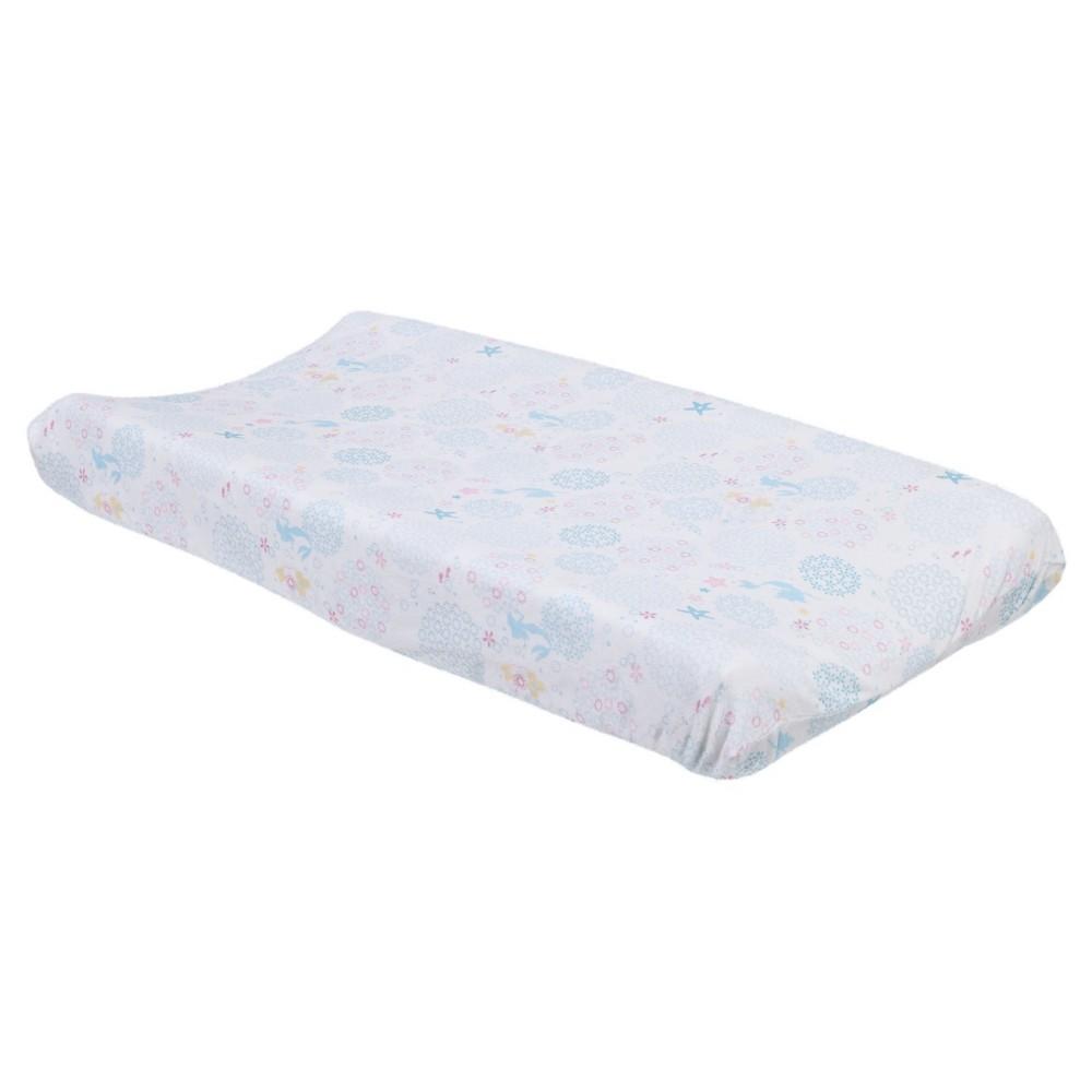 Image of Disney? Fleece Changing Pad Cover - Ariel Sea Princess