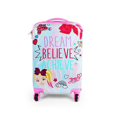 "JoJo Siwa 20"" Kids' Hardside Suitcase - image 1 of 4"