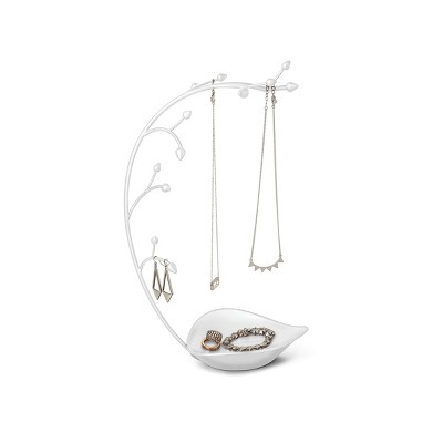 Orchid Jewelry Stand White - Umbra