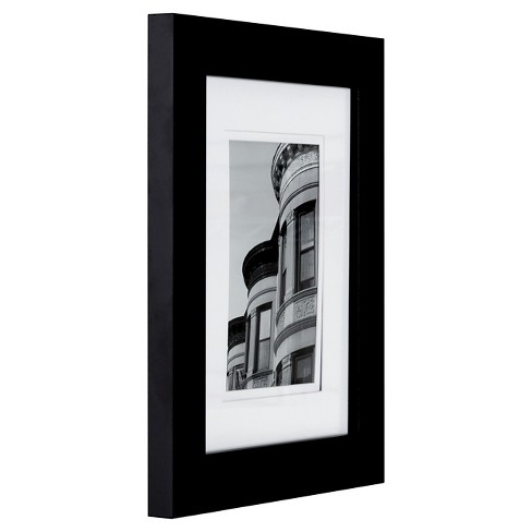 16x20 Black Frame Matted To 11x14 Gallery Solutions Target
