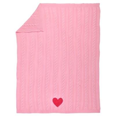 Sadie & Scout® Knit Blanket - Chelsea