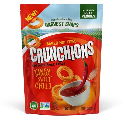 Harvest Snaps Crunchions Tangy Sweet Chili - 2.5oz