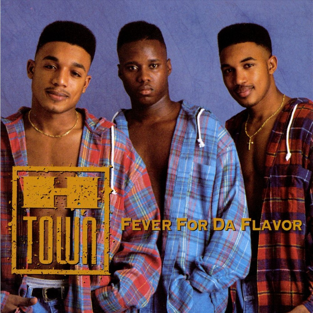 H-town - Fever for da flavor (CD)