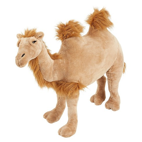 Melissa & Doug® Giant Camel - Lifelike Stuffed Animal (nearly 3 feet long) - image 1 of 3