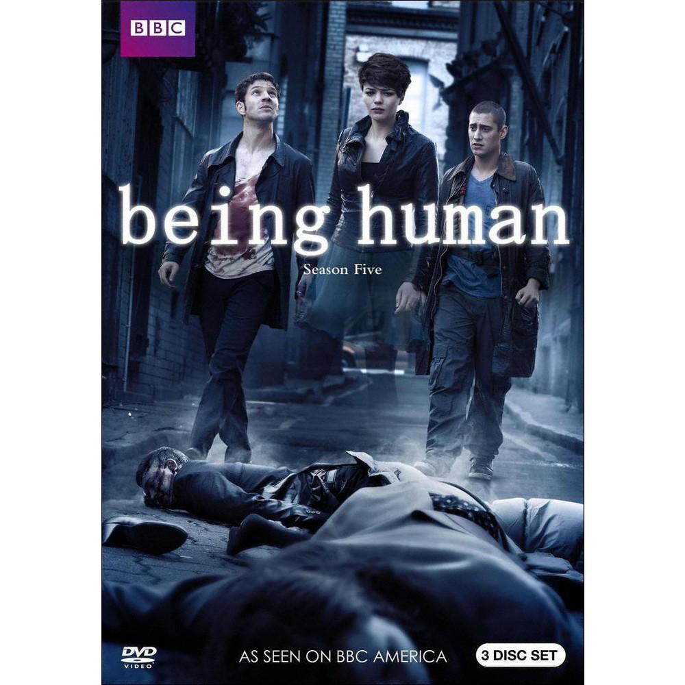 Being Human:Season 5 (Dvd)
