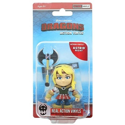 "The Loyal Subjects How To Train Your Dragon 3.25"" Action Vinyl: Astrid (Night)"