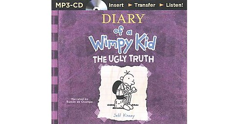 Ugly Truth (Unabridged) (MP3-CD) (Jeff Kinney) - image 1 of 1