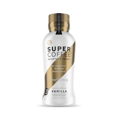 Kitu Super Coffee Vanilla - 12 fl oz Bottle