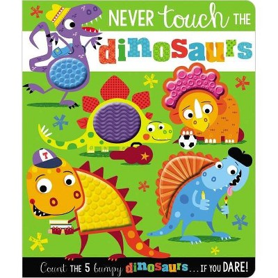 Never Touch the Dinosaurs