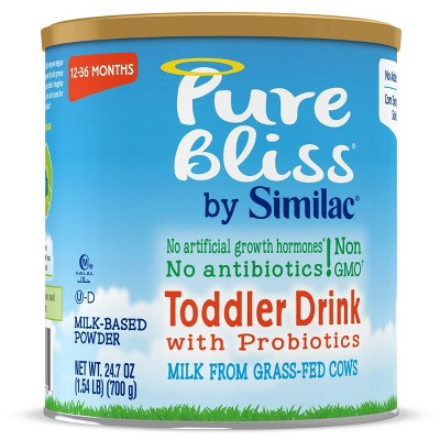 Baby Formula: Pure Bliss by Similac Toddler