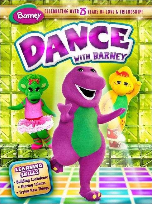 Barney: Dance with Barney (dvd_video) - image 1 of 1