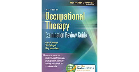 Occupational Therapy Examination Review Guide (Revised) (Paperback) (Caryn R. Johnson & Tina Deangelis & - image 1 of 1