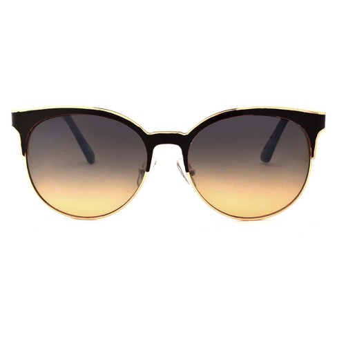 83aedde0c Women's Clubmaster Sunglasses - A New Day™ Rose Gold : Target