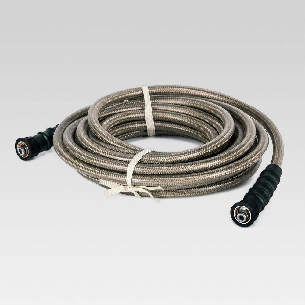 Image of 25' 3/8 - Pressure Washer - Black - GreenWorks