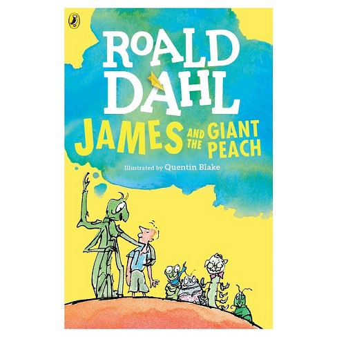 James and the Giant Peach (Reprint) (Paperback) by Roald Dahl - image 1 of 1