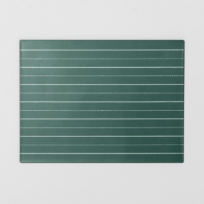 Lined Chalk Board - Green - Hearth & Hand™ with Magnolia