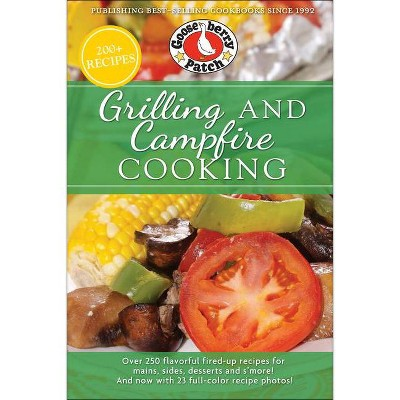 Grilling and Campfire Cooking - (Everyday Cookbook Collection) (Paperback)