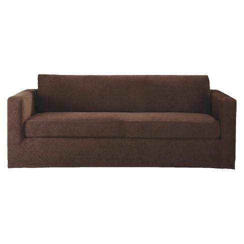 Stretch Pique 3 Piece Sofa Slipcover
