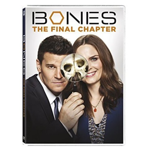 Bones: Season 12 (DVD) - image 1 of 1