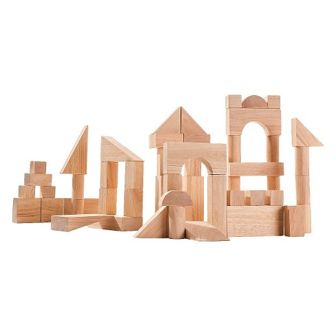 PlanToys® 50 Unit Blocks - image 1 of 1