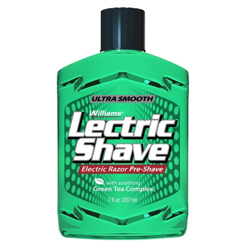 Williams Lectric Shave Original with Green Tea Complex - 7 oz. - image 1 of 1