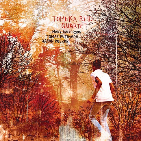 Tomeka reid - Tomeka reid quartet (CD) - image 1 of 1